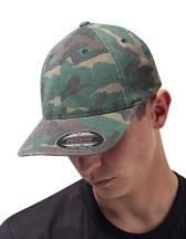 Flexfit Garmet Washed Camo Cap